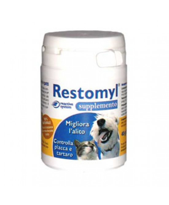 Restomyl Supplemento 40g - Farmapc.it