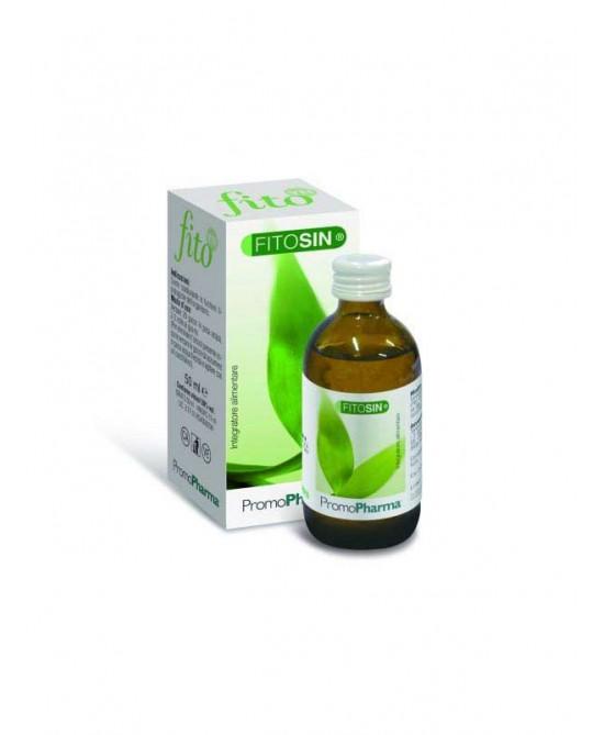 Fitosin 6 Gocce Integratore 50 ml