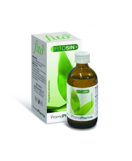 Fitosin 53 Gocce Integratore 50 ml