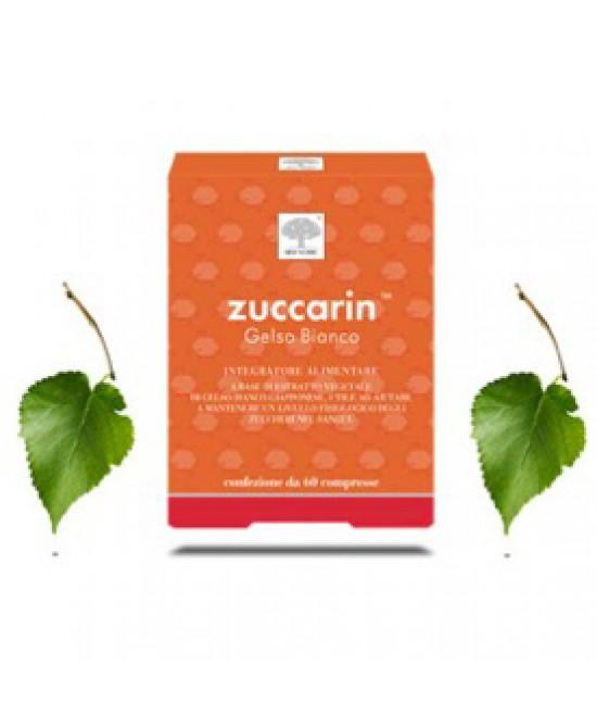Zuccarin Integratore 120 Compresse