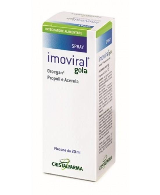 Imoviral Gola 20ml - FARMAEMPORIO