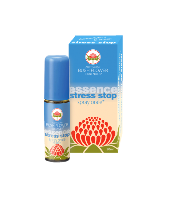 Fiori Australiani Stress Stop Spray Orale 20ml - Farmastar.it