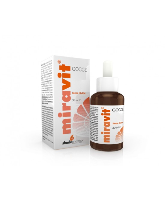 Miravit Gocce 30ml - La farmacia digitale