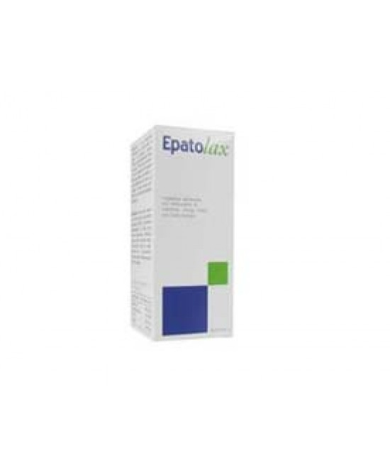 EPATOLAX SCIROPPO 200 ML - farmaciafalquigolfoparadiso.it