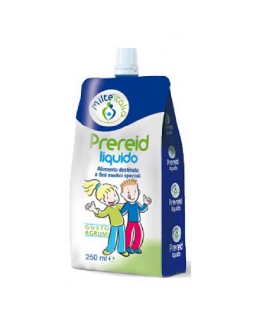 Milte Italia Prereid Liquido Gusto Agrumi Integratore Alimentare 250ml - Farmaciasconti.it