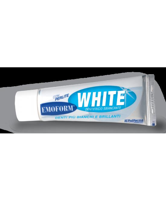 Emoform White Dentifricio Sbiancante Lucidante 40 ml