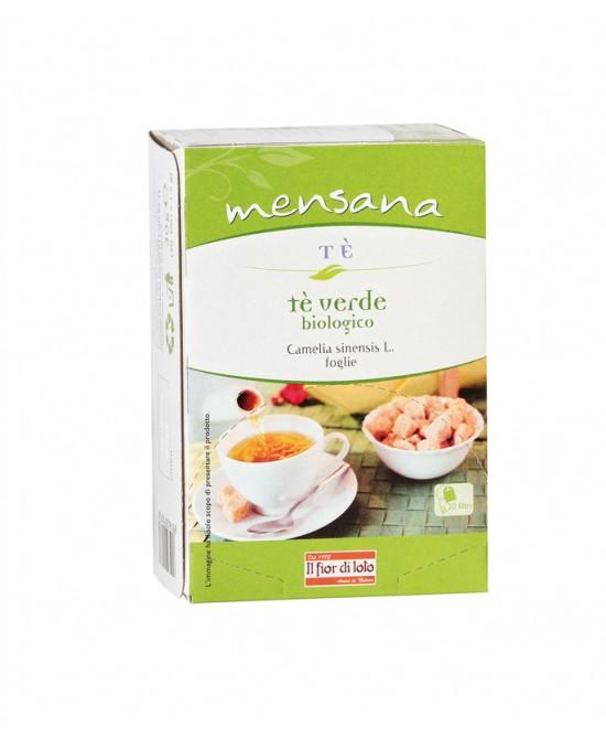 Mensana Tè Verde Biologico 30g