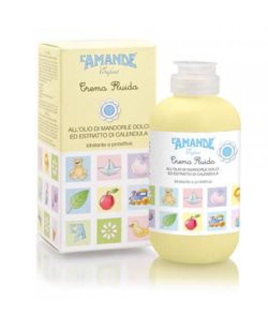 L'amande Enfant Crema Fluida - Farmastar.it