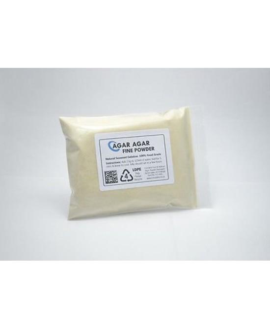 ErbaVita Monoplanta Agar-Agar Polvere  Integratore Alimentare 100g - FARMAPRIME