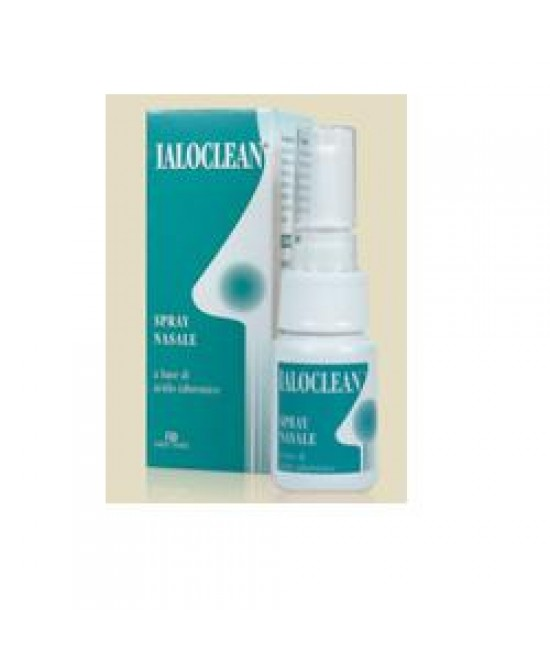 Ialoclean Spray Nasale 30ml - Farmastar.it