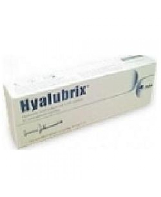 Hyalubrix 60 Siringa 60mg E 4ml - La farmacia digitale