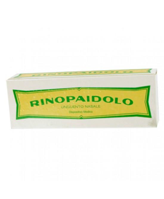 Rinopaidolo Unguente Nasale 10g - Farmaciaempatica.it
