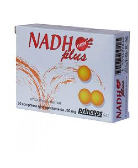 Nadh Plus New 30cpr - Farmastar.it
