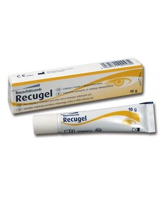 Bausch + Lomb Recugel Gel Oculare 10 Grammi - Farmastar.it