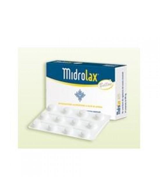 Midrolax Integratore Alimentare  24 Compresse - Farmaciaempatica.it