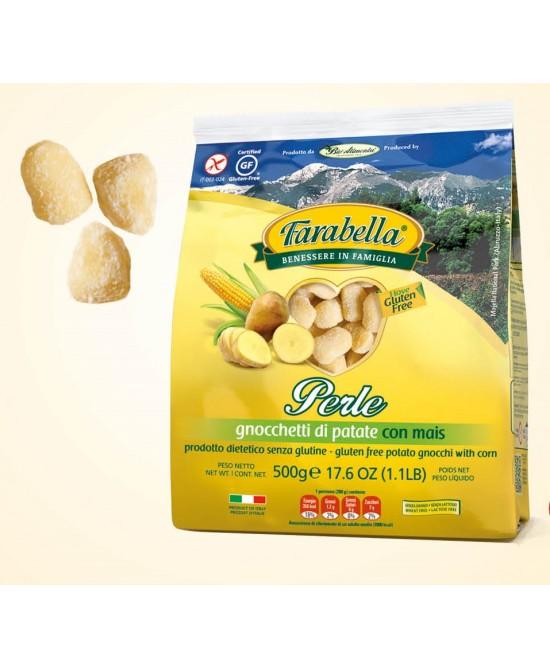 Farabella Senza Glutine Perle Gnocchetti Mais 500 g