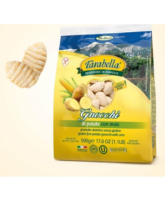 Farabella Gnocchi di Patate con Mais senza Glutine 500g