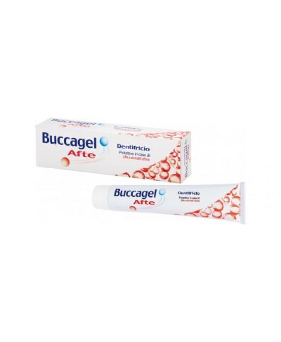Curaden Buccagel Dentifricio 50ml - FARMAPRIME