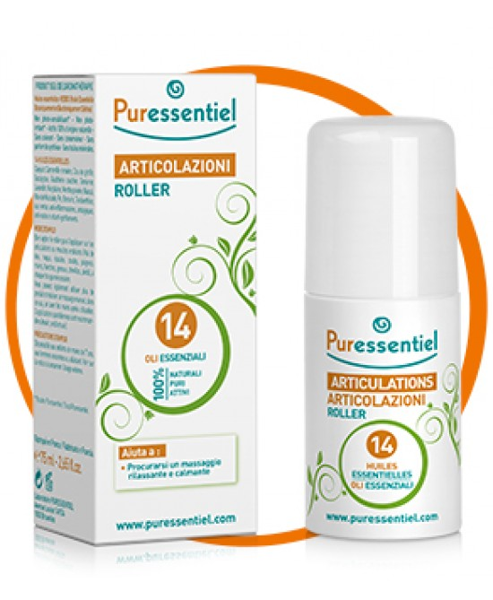 Puressentiel Articolazioni Roller Ai 14 Oli 75ml - Farmastar.it
