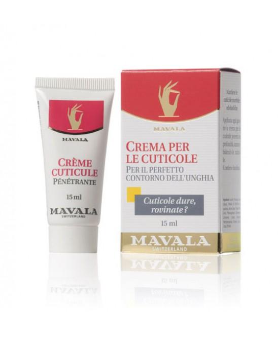 Mavala Crema Per Le Cuticole Per Il Perfetto Contorno Dell'Unghia15ml - Antica Farmacia Del Lago