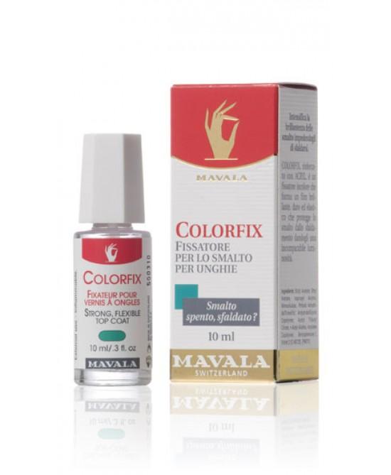 Mavala Colorfix Fissatore Smalto 10ml
