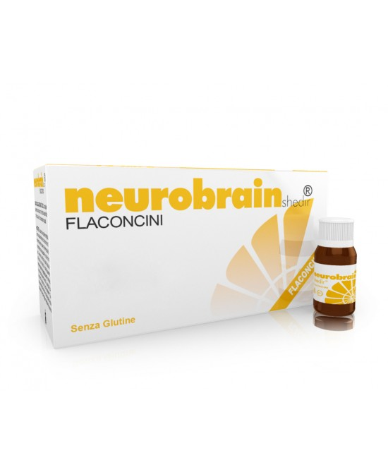 Neurobrain shedir 10 Flaconcini 10ml - Farmafamily.it