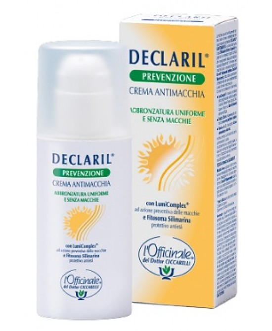 Declaril Prevenzione Crema