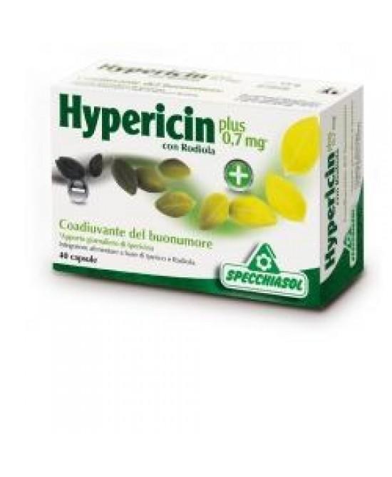 Specchiasol Hypericin Plus 40 Compresse - latuafarmaciaonline.it