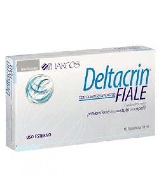Deltacrin Fiale Pharcos 10f 10 - FARMAPRIME