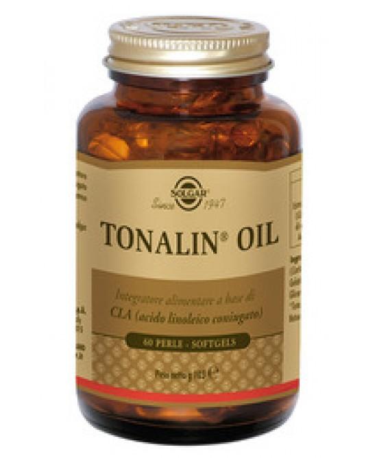 Solgar Tonalin Oil 60 Perle - Farmacia 33