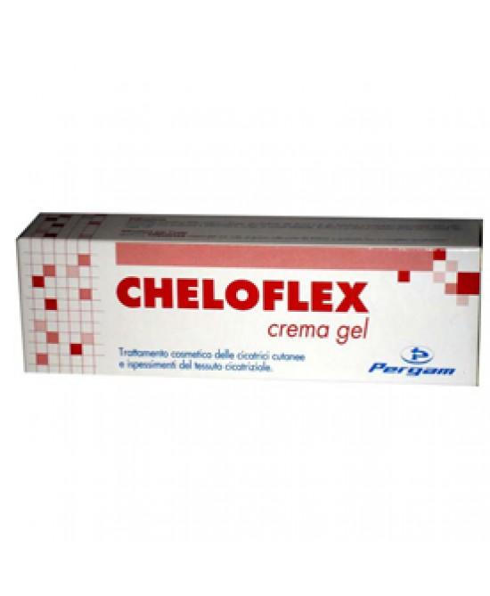 Pergam Cheloflex Crema-gel Trattamento Cicatrici 40 Ml