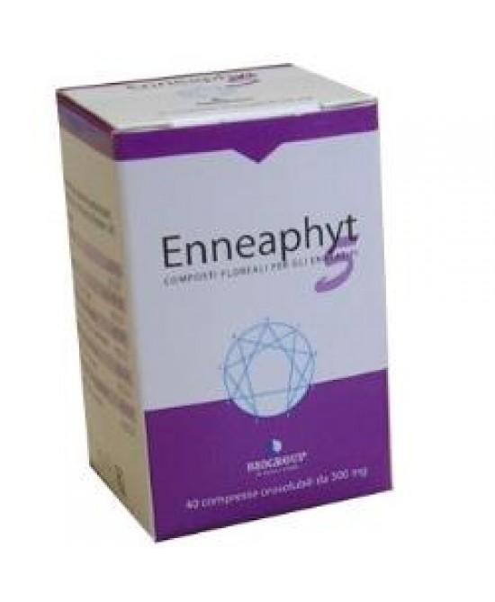 Enneaphyt 5 Integratore 40 Compresse Orosolubili