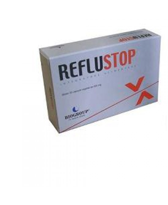 Reflustop 30cps 500mg - Farmabravo.it