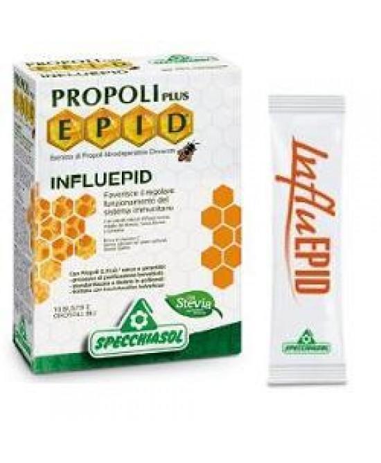 Specchiasol Propoli EPID Influepid 10 Bustine Orosolubili - latuafarmaciaonline.it