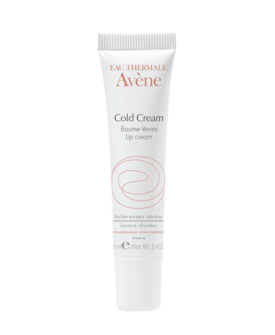Avène Cold Cream Balsamo Labbra 15ml - FARMAEMPORIO