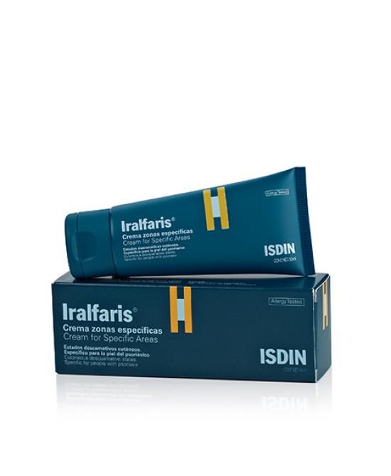 Isdin Iralfaris Crema Zone Specifiche Pelle Psoriasica 50ml - Farmacia 33