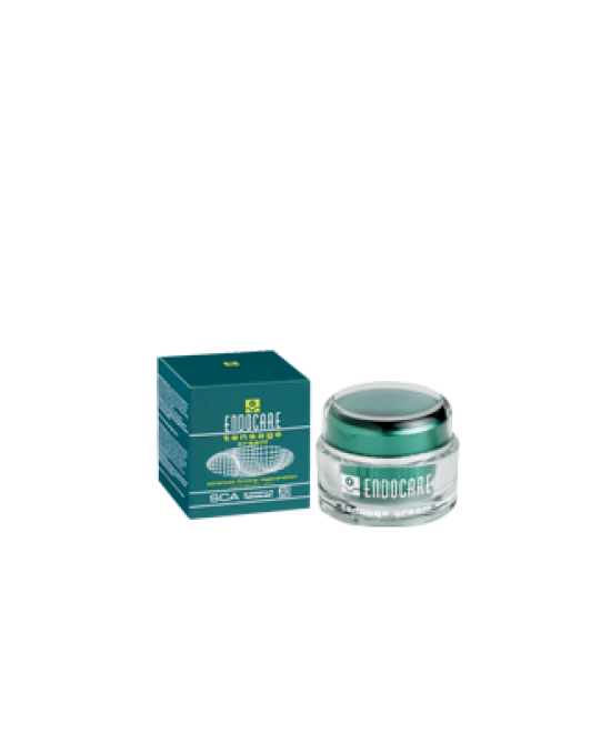 Endocare Tensage Crema Rassodante Viso e Collo 30 ml - Farmastar.it