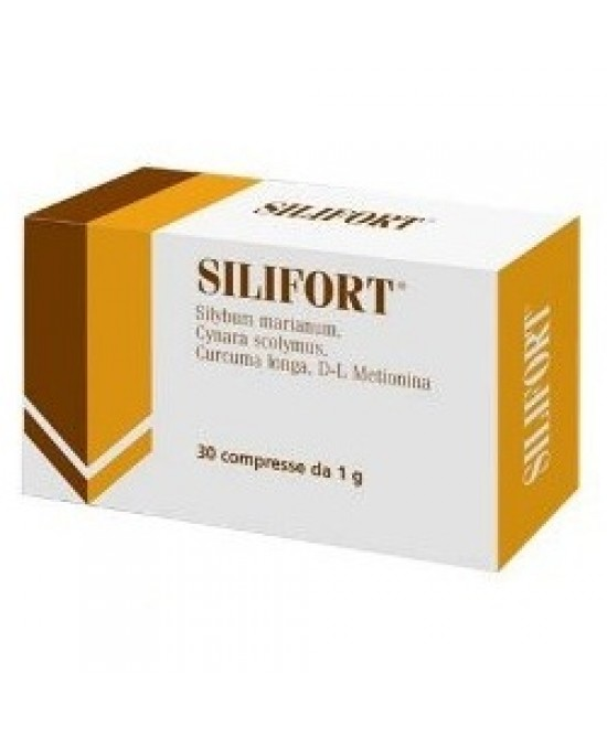 Silifort 30cpr 1g - Farmastar.it
