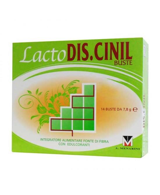 Menarini Lacto Dis. Cinil Integratore Alimentare 14 Bustine - Farmabros.it