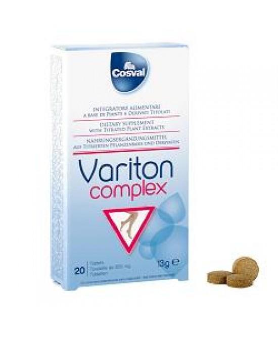 Variton Complex 20tav 650mg