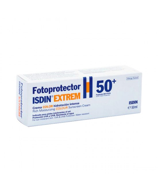Isdin Fotoprotector Extreme Crema Color Spf 50+ 50ml