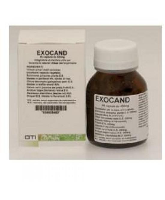 Oti Exocand Integratore Difese Immunitarie 60 Capsule