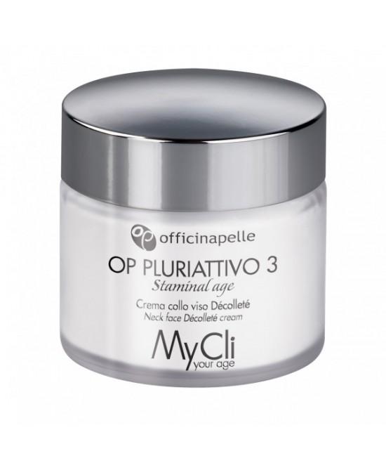 Mycli Op Pluriattivo 3 Staminal Age 100ml - Farmapage.it