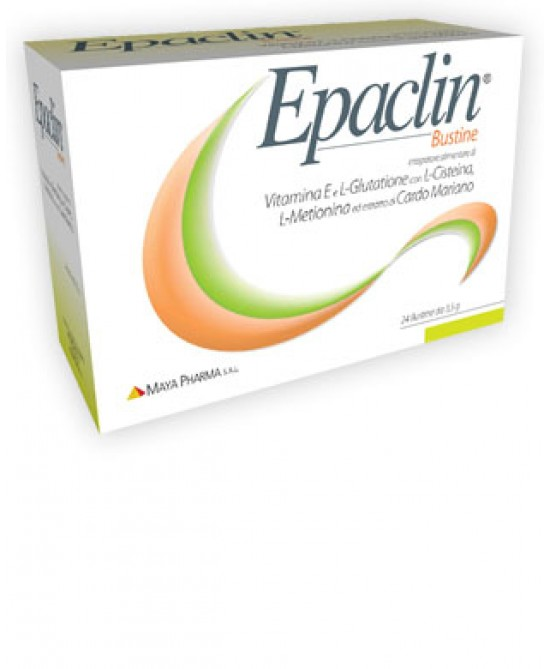 Epaclin 24bust - Farmastar.it