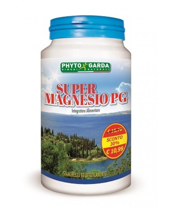 Super Magnesio PG Polvere Integratore Alimentare 150g - Parafarmaciabenessere.it