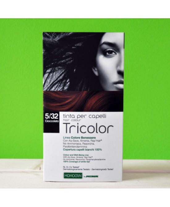 Specchiasol Tricolor Tinta Per Capelli - Cioccolato 5/32 - latuafarmaciaonline.it
