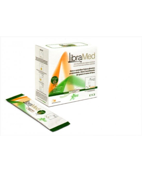Libramed Fitomagra Integratore Alimentare 40 Bustine - Farmaciaempatica.it