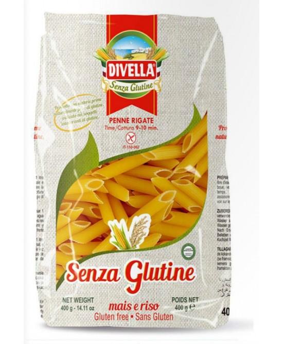 Divella Penne Rigate Senza Glutine 400 g