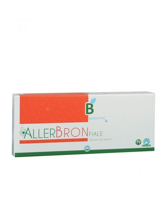 AllerBron Biosterine 10 Fiale x5ml - Farmafamily.it