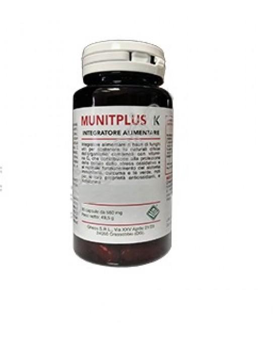 MUNITPLUS K 90 CAPSULE 550 MG - FARMAPRIME